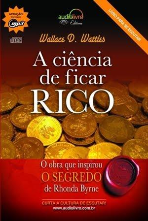 A Ciência de Ficar Rico - Audiobook