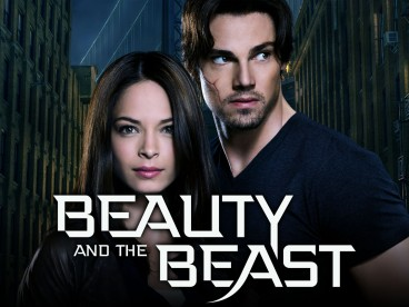 """BEAUTY AND THE BEAST """"Pilot"""" Image BB_2012_KEYART_0001b. Pictured (l-r): Kristin Kreuk as Catherine Chandler, Jay Ryan as Vincent Keller. Photo: Jan Thijs/The CW. © 2012 The CW Network. All Rights Reserved"""